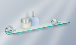 Moen Vanity Glass Shelf