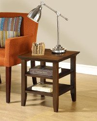 Simpli Home End Table