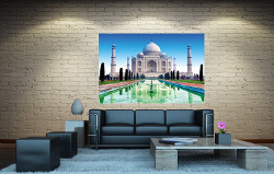Taj Mahal wall decoration Great Art