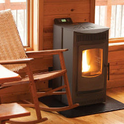 Castle Wood Pellet Stove
