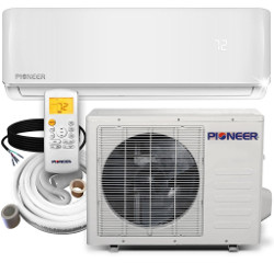 Pioneer Air Conditioner Wall Mount Mini Split System